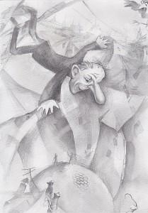 Иллюстрация к рассказу Доносчица_4