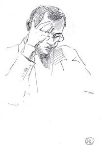 Миша Локшин (1) - бумага, перо