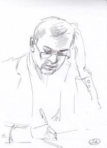 Миша Локшин (2) - бумага, перо
