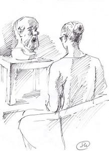 Уроки по рисунку и живописи (15) - бумага, перо